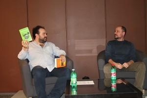 Marco Guerra e Fabio Bartolomei