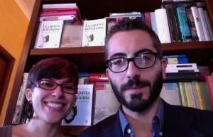 Mara Bevilacqua e Manlio Della Serra