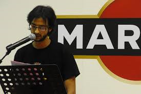 Raffaele Riba alla finale di 8x8, 2011