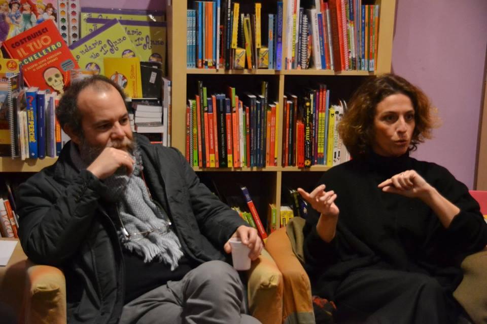 Alberto Ibba ed Eugenia Dubini