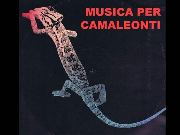 musicapercamaleonti
