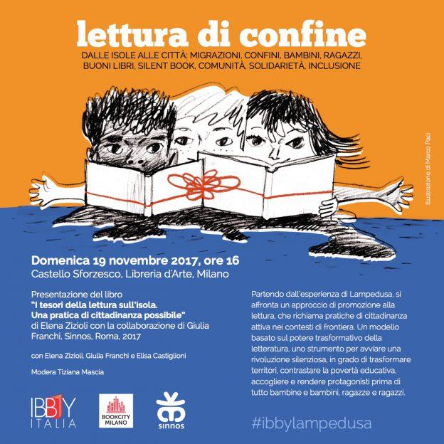 L isola dei tesori letterari. L esperienza di Lampedusa 29d84cc649eb