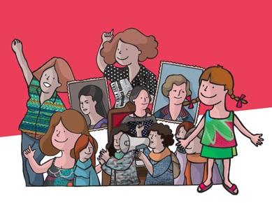 I diritti delle donne raccontati ai più piccoli 4631f654fd04